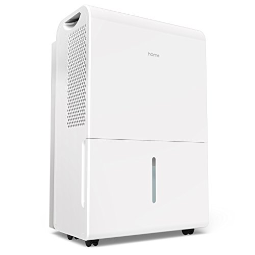 hOmeLabs 3,000 Sq. Ft Energy Star Dehumidifier for Large Rooms and Basements - Efficiently Removes Moisture to Reduce Likelihood of Mold and Mildew