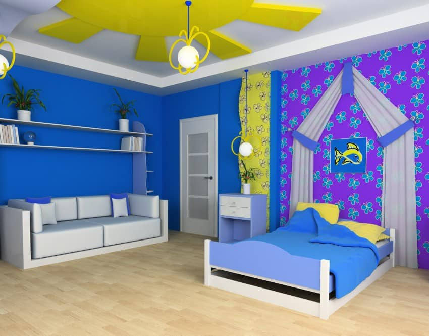Blue-Children-Room-for-Boy