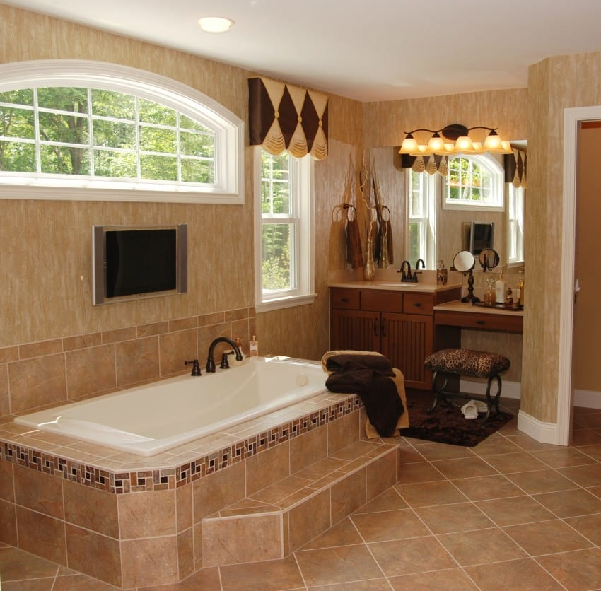 Beautiful-interior-of-a-bathroom