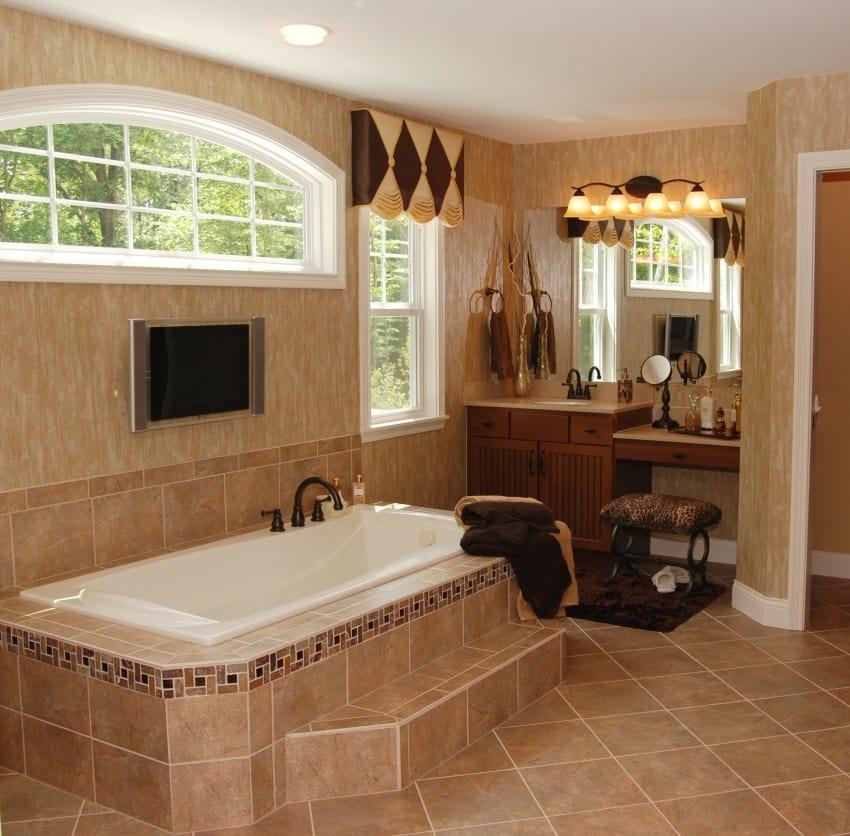 Beautiful-interior-of-a-bathroom