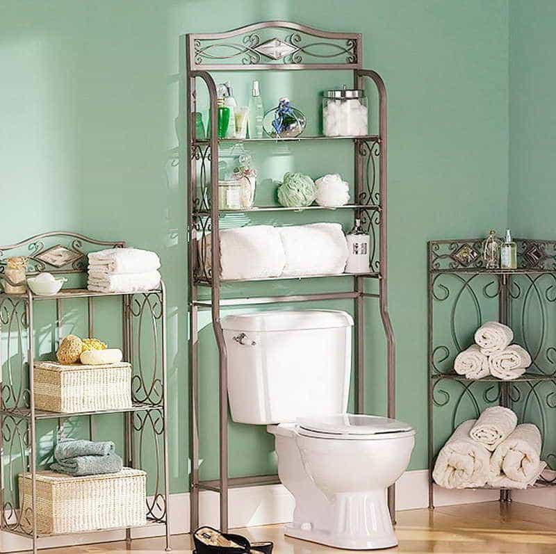 Bathroom Decorative Storage