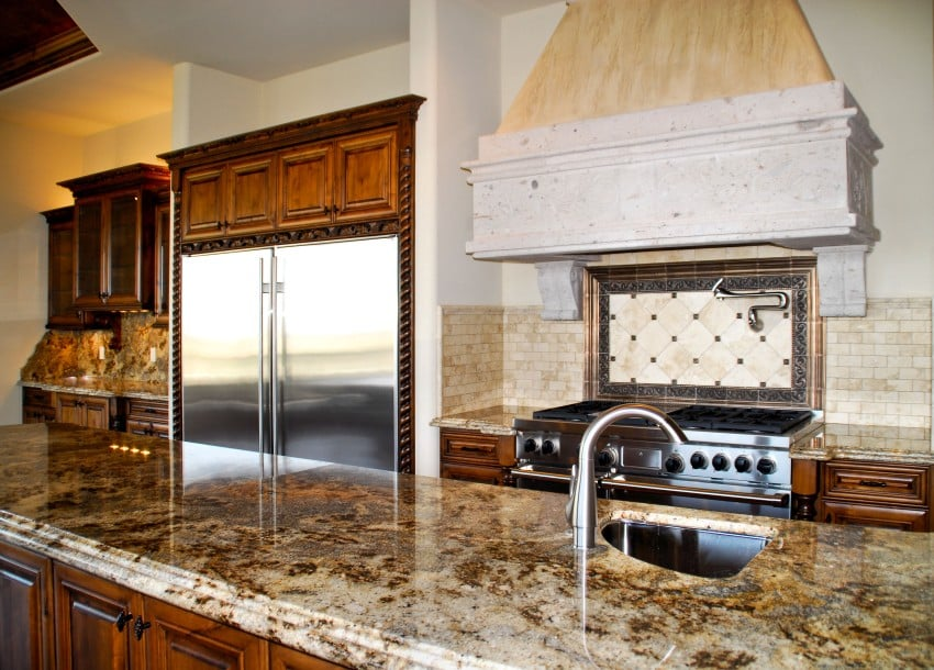 Comparing Countertop Materials For Kitchens : Comparison of Kitchen Countertop Material Options