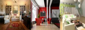 Home Interior Designs: Contemporary vs. Modern vs. Traditional