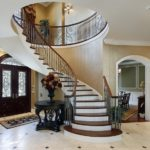Foyer Image Gallery - Foyer Design Ideas with Staircases