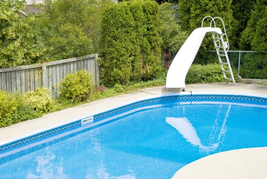Backyard swimming pools types and cost epic home ideas for Types of inground swimming pools