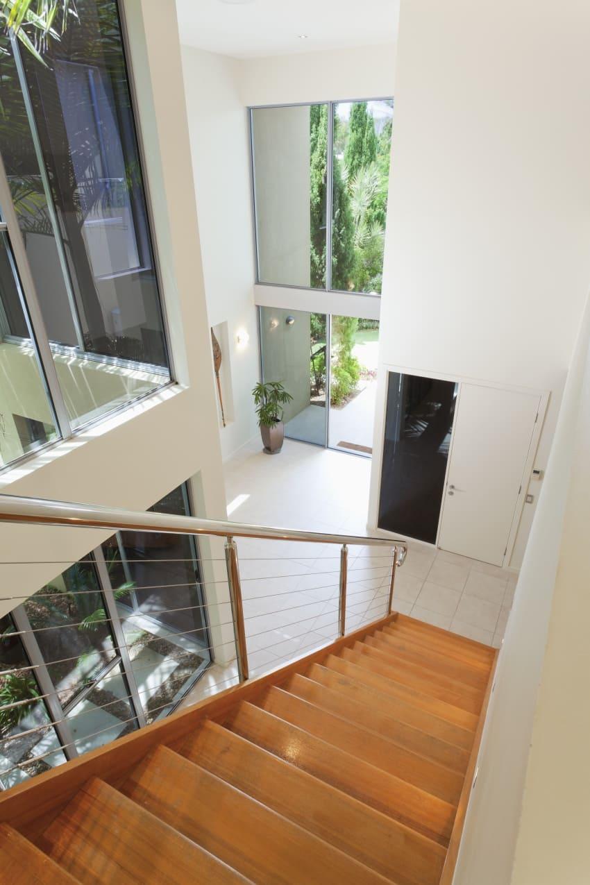 modern design stair
