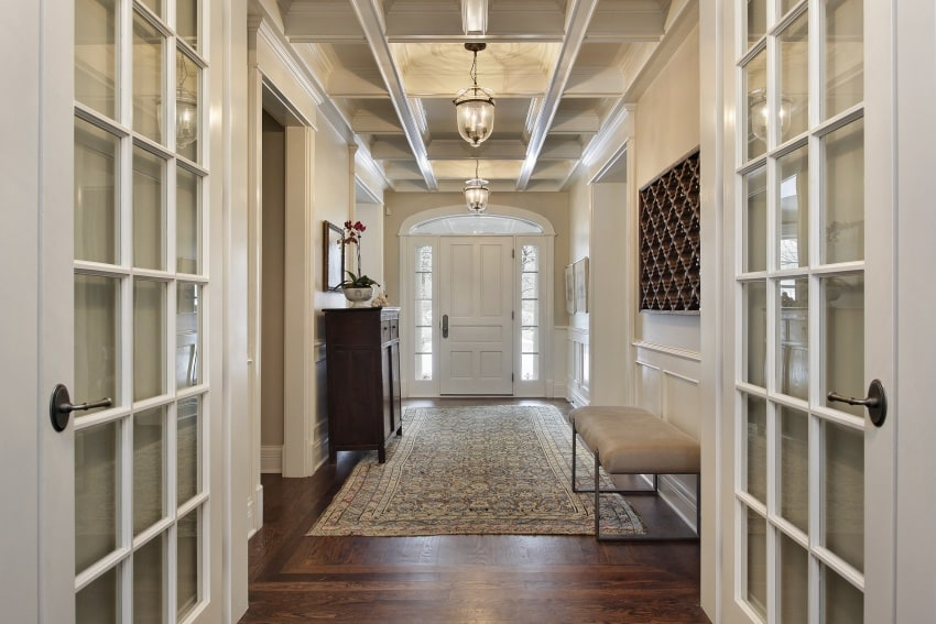 entrance hall space