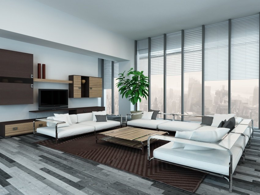 zen oriental livingroom