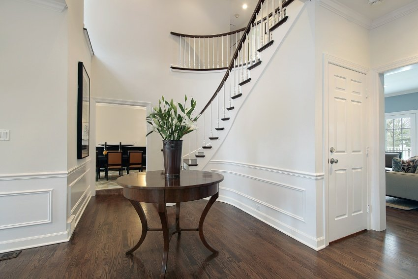 40 Fantastic Foyer Entryways In Luxury Houses Images