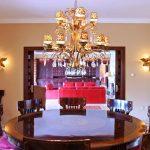 Interior-Of-Dining-Room-In-Spanish-Villa
