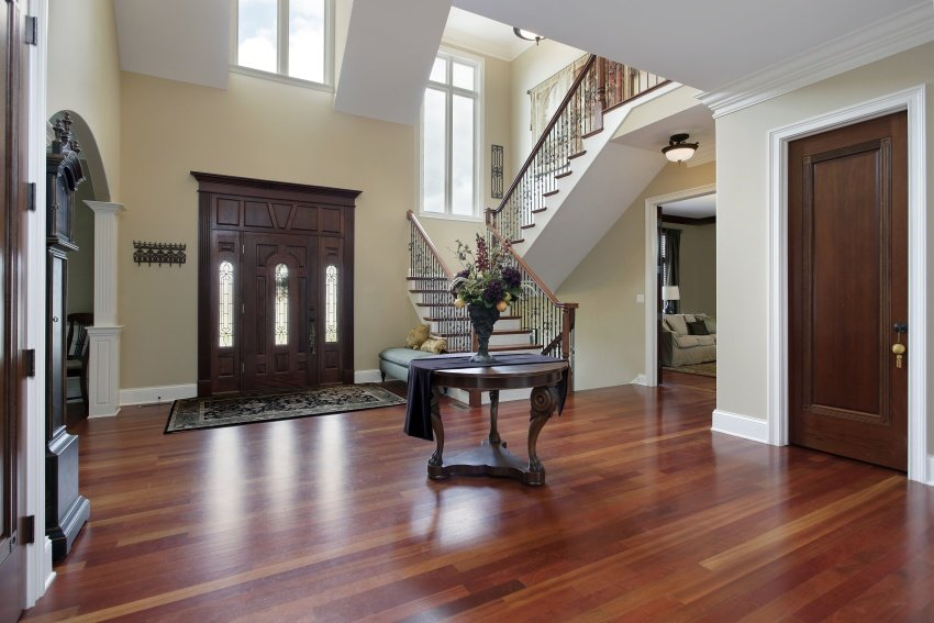 Open Concept Foyer : Fantastic foyer entryways in luxury houses images