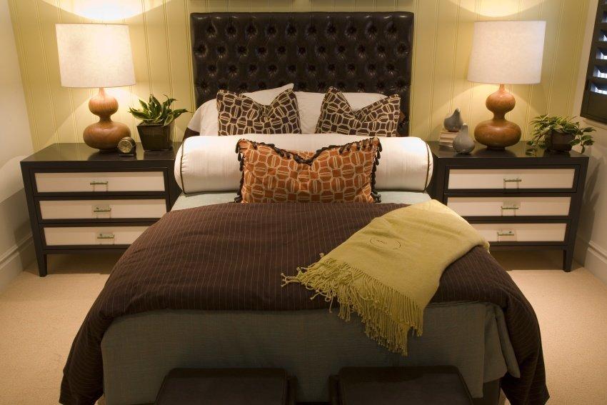 40 Elegant Master Bedroom Design Ideas 2017 (IMAGE GALLERY)