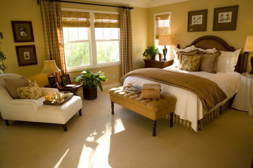 Elegant Master Bedroom Ideas Part - 15: Welcome To Our Image Gallery Featuring Some Unique And Elegant Bedroom  Design Ideas That Have Stood The Test Of Time And Still Look Great In The  Current ...