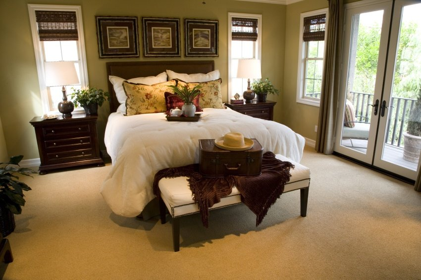 40 Elegant Master Bedroom Design Ideas 2019 (IMAGE GALLERY