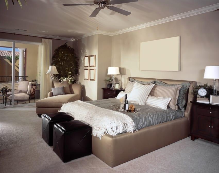 beautiful bedframe