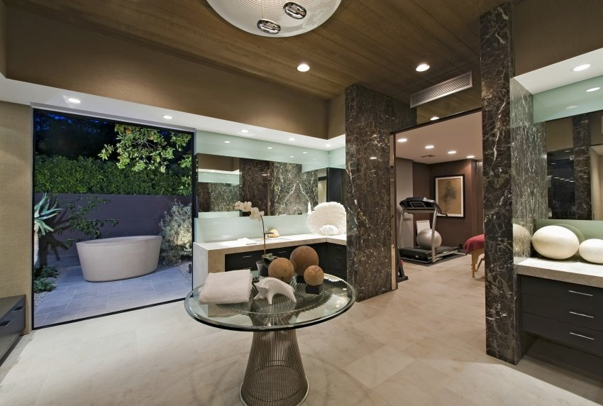 exquisite bathroom design