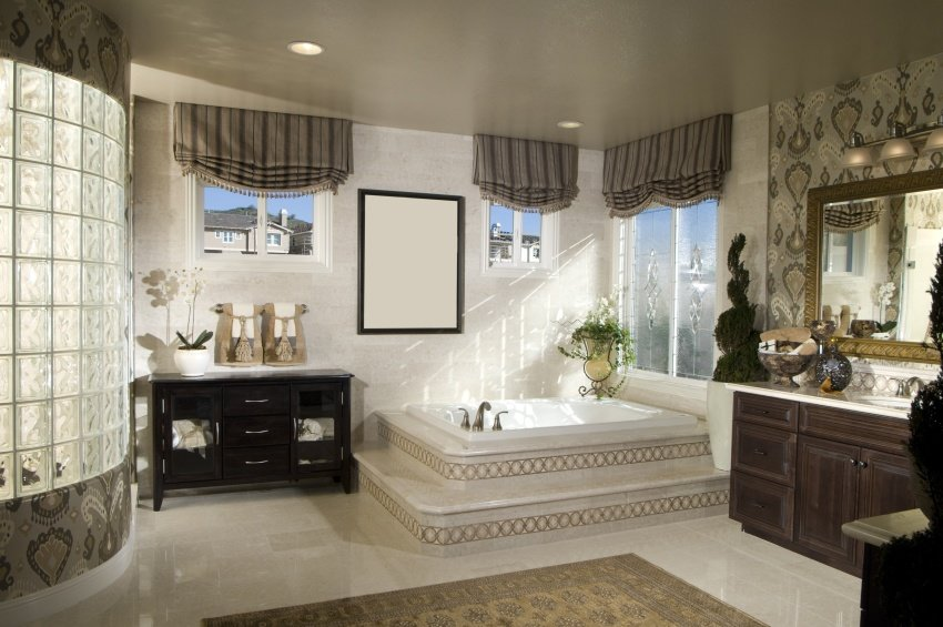 40 luxury bathroom interior design ideas image gallery