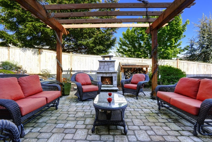 Patio Designs And Layouts Epic Home Ideas
