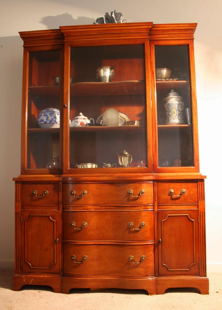 china-cabinet living room