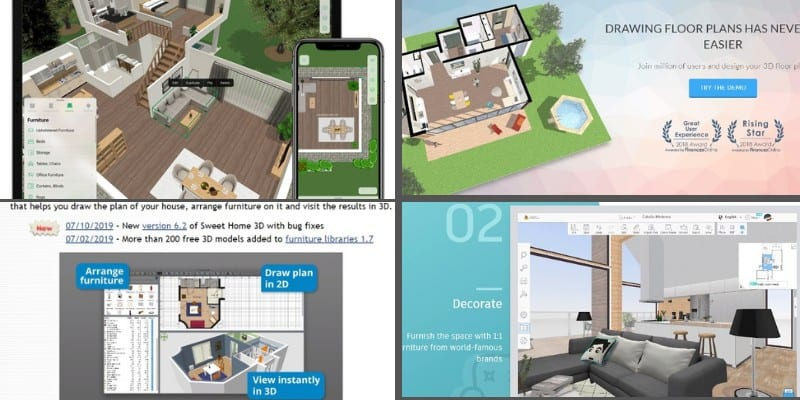 best free home designing software apps