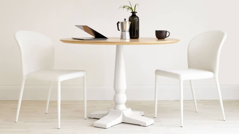 A Guide On Dining Room Table Materials Shapes And Styles