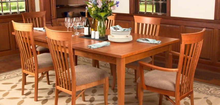 regular shaker table