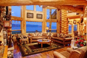 Great Looking Family Room Designs