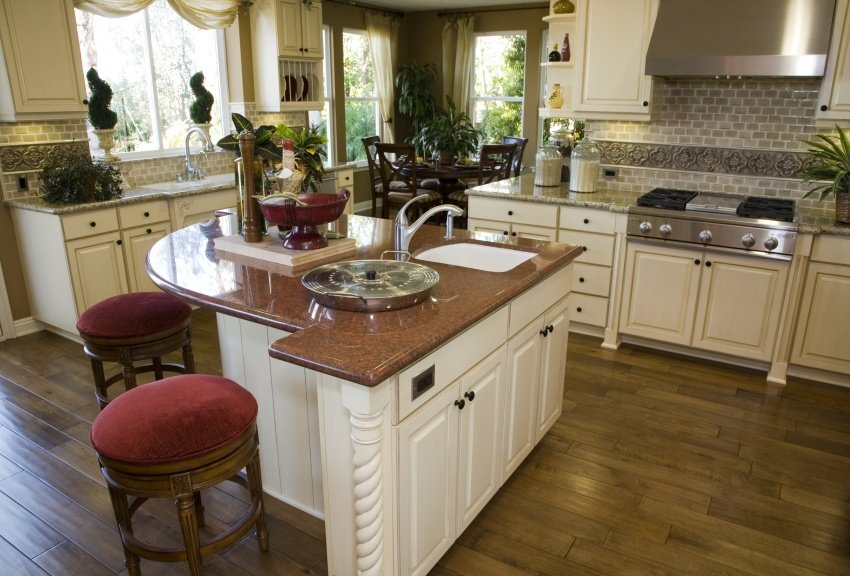 ivory cabinetry