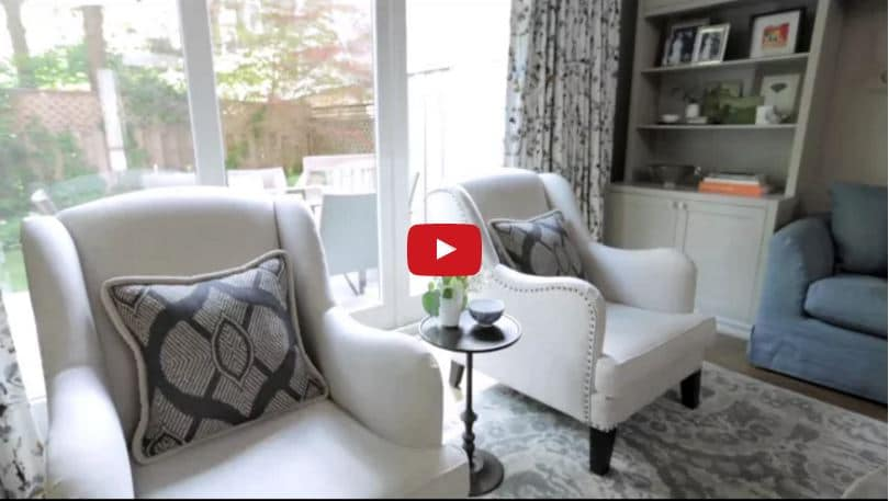 Small Space Remodelling Example – Interior Design