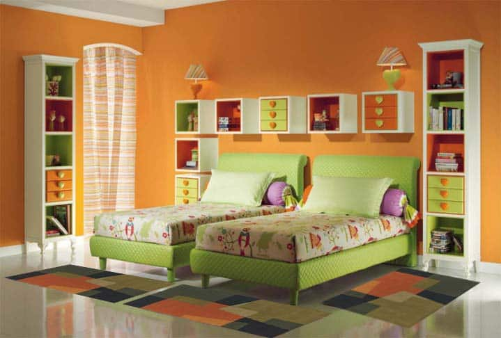 children bedroom color
