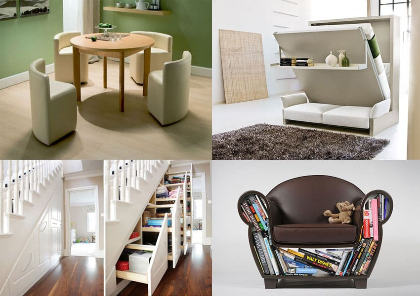 25 Interior Design Tips For Small Spaces