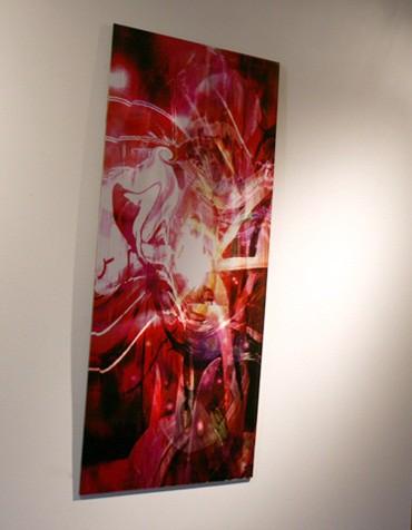 vertical wall decor