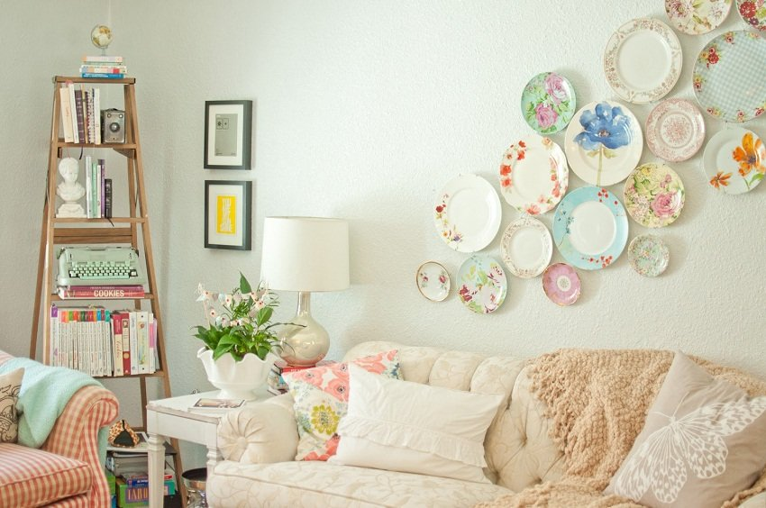 wall-decor-with-plates