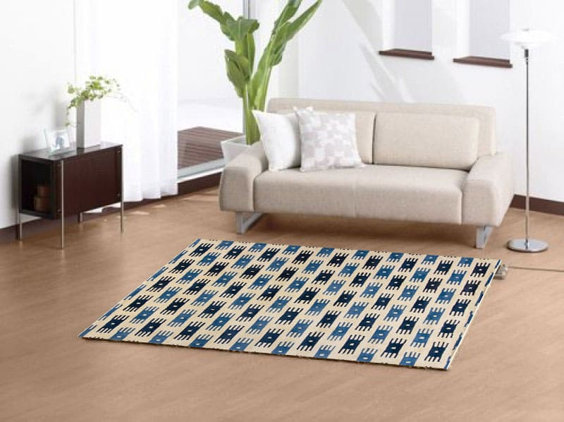 living room floor rug mat
