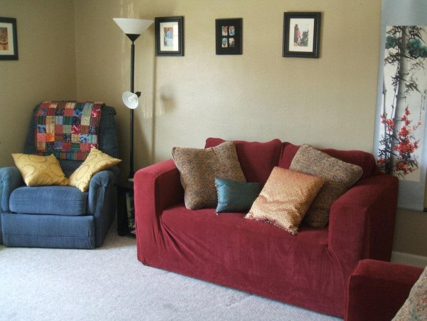 fabric furniture coverings