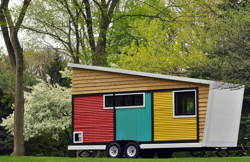 This RV trailer design is so simple, yet so fascinating