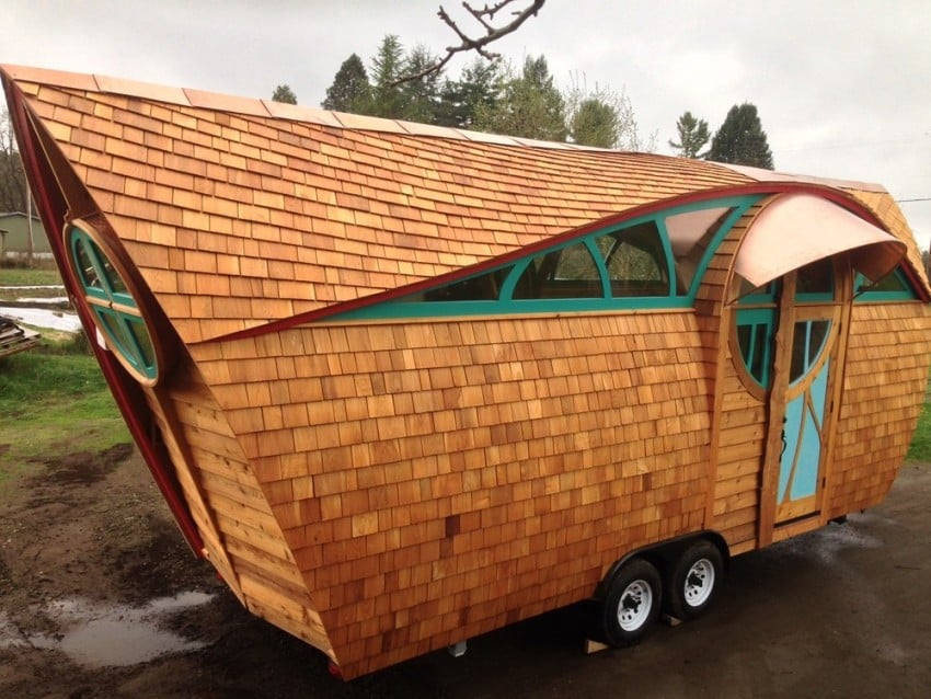 The Tiny House Movement – 33 Tiny House Pictures