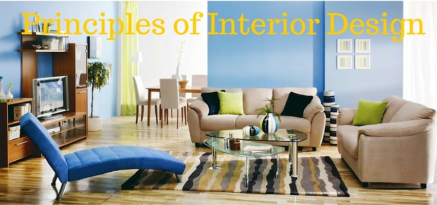 5 Basic Principles And 7 Elements Of Interior Design That You Should Know