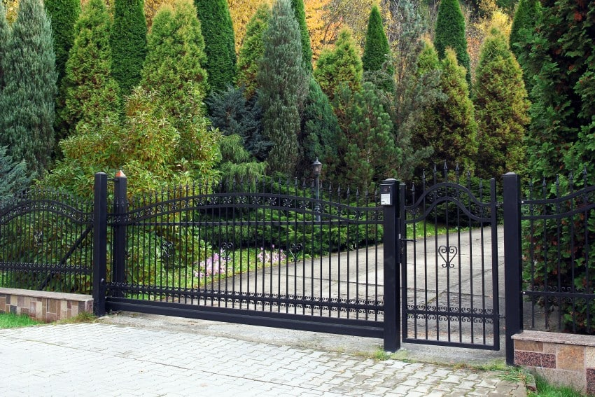 Wood Fence Ideas Pictures