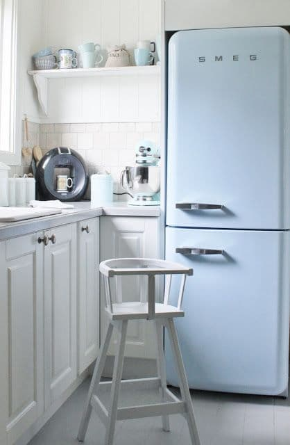 serenity kitchen color