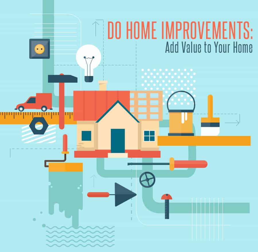 Do Home Improvement Add Value To Your Crop