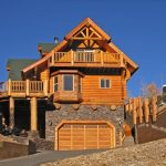 52 Luxury Log Home Designs - Interiors and Exteriors 2020