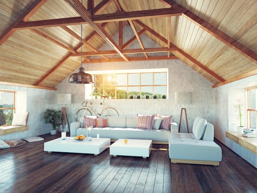 attic room ideas and designs