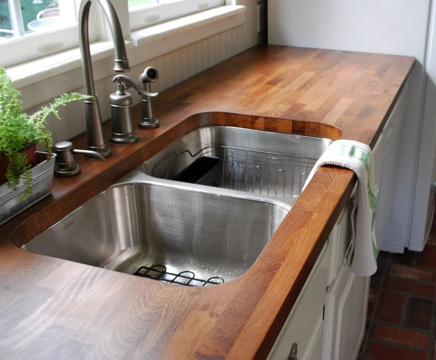 10 types of kitchen countertops buying guide How to install butcher block countertop