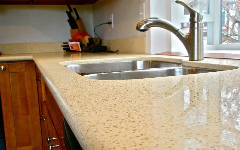 13 Different Types Of Kitchen Countertops Buying Guide