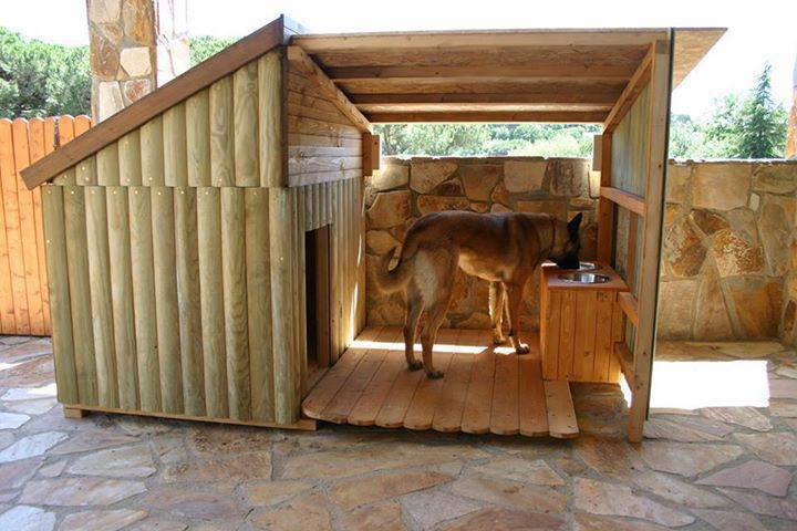 10 more dog house design ideas - Dog Kennel Design Ideas