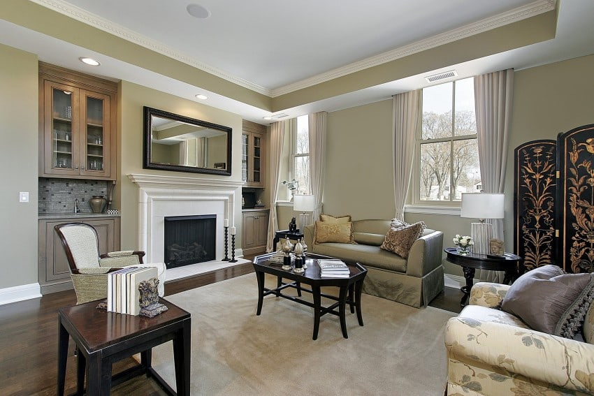 26 Pictures Of Beautiful Family And Living Room Designs