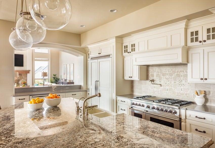 charming Eggshell Kitchen Cabinets #9: eggshell colored kitchen