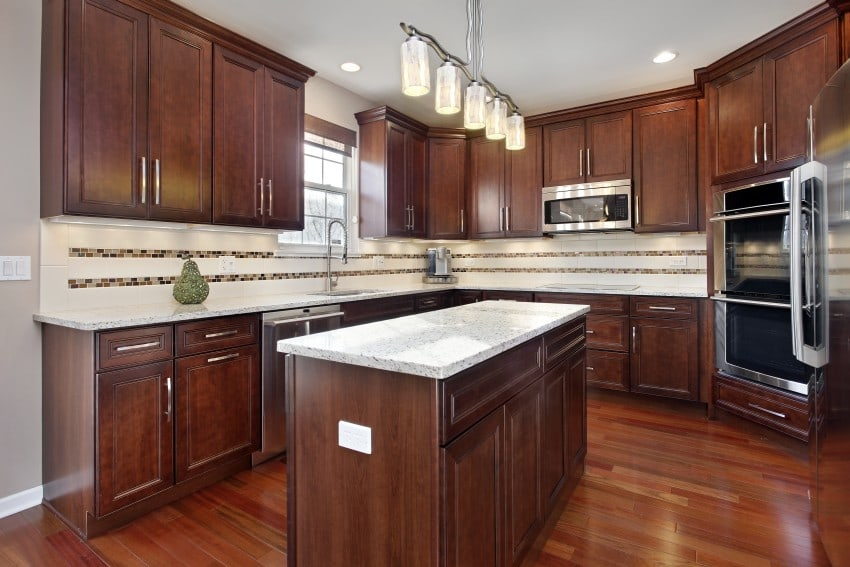 20 dark color kitchen cabinets design ideas pictures for Not just kitchen ideas