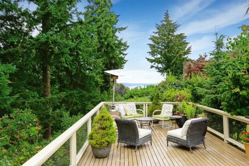 21 Wooden Deck Design Ideas For Your Home Photos Epic